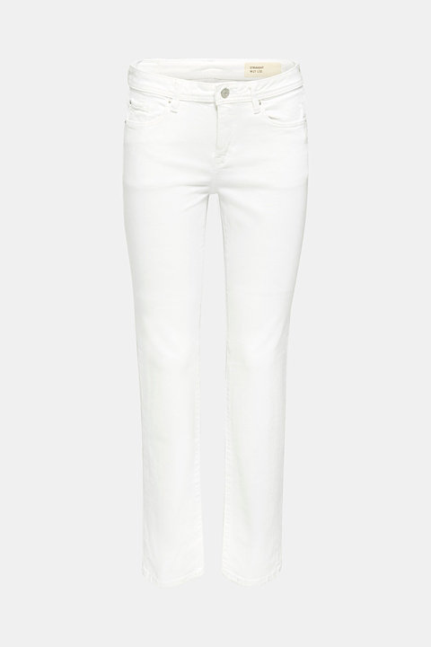 Basic jeans with organic cotton