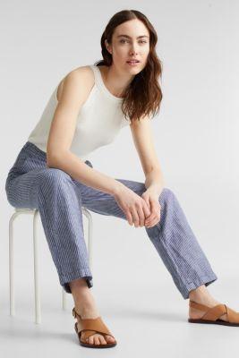 Trousers, DARK BLUE 3, detail