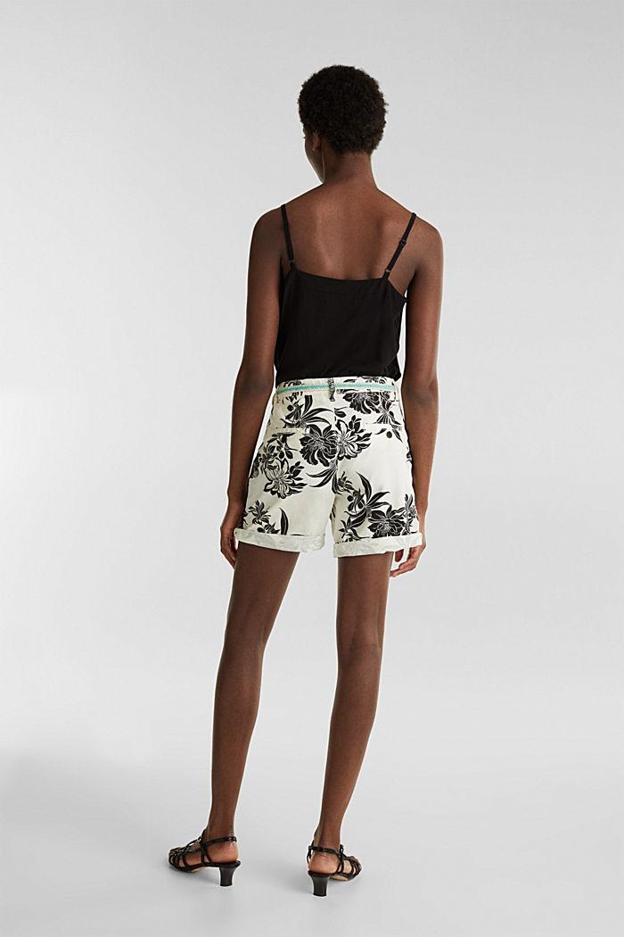 Chino-Shorts mit Lycra xtra life™, WHITE, detail image number 2