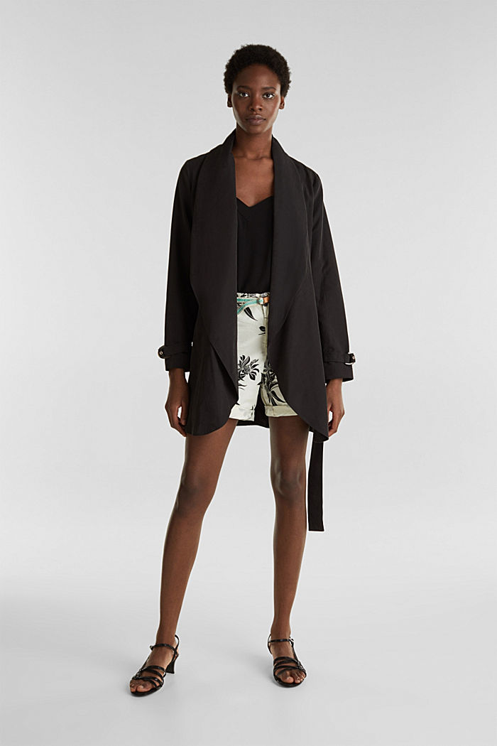 Chino-Shorts mit Lycra xtra life™, WHITE, detail image number 1