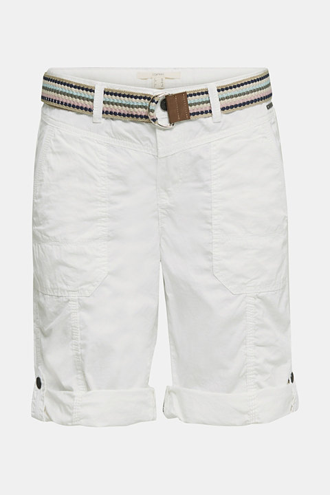 PLAY cotton shorts