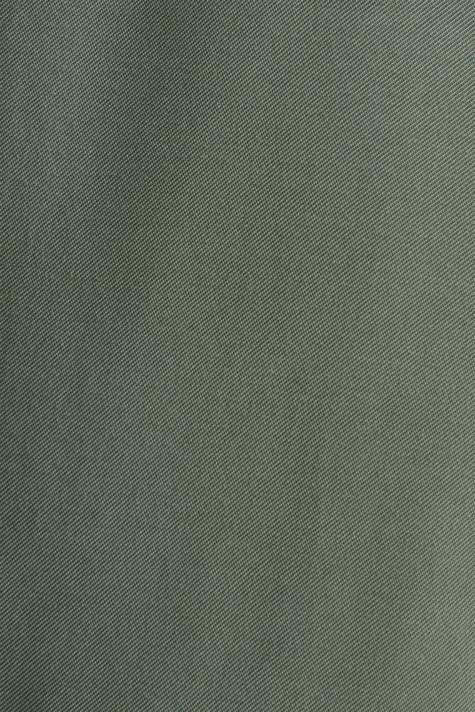 Skirt shorts in a utility look, KHAKI GREEN, detail image number 3