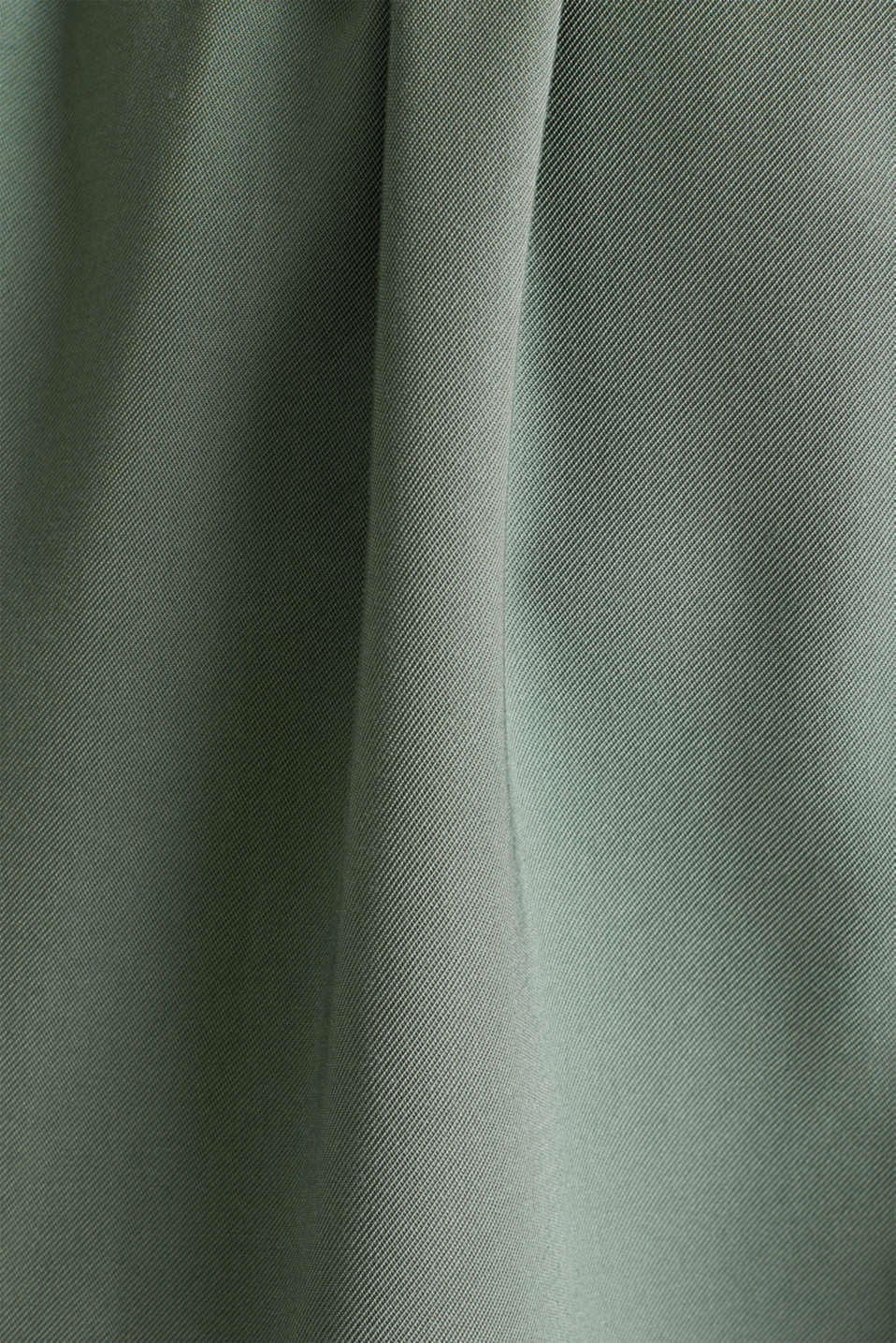 Midi dress in a utility look, KHAKI GREEN, detail image number 2