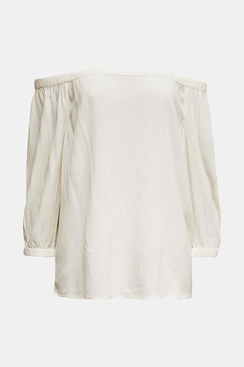 Carmen blouse, LENZING™ ECOVERO™