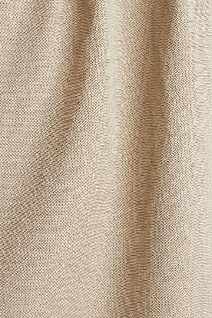 Hemd-Jacke im Utility-Stil, BEIGE, detail image number 4