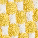 Short sleeve jumper with LENZING™ ECOVERO™, YELLOW 4, swatch