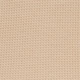 Textured top ,100% organic cotton, BEIGE, swatch