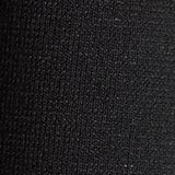 Stretch jersey jumpsuit with belt, BLACK, swatch