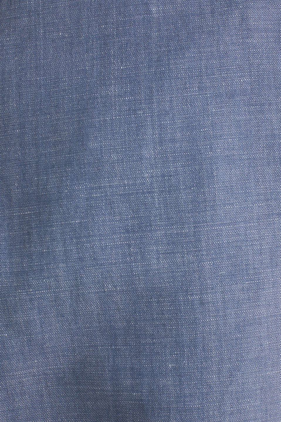 Blended linen: JOGG SUIT mix + match: trousers, BLUE 5, detail image number 4