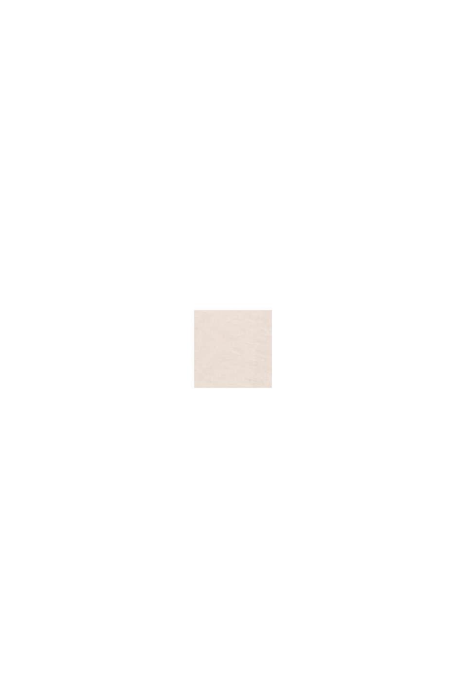 Buttendownoverhemd van 100% linnen, PEACH, swatch