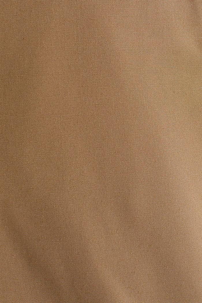 Bomberjack met ribboordjes, BEIGE, detail image number 5
