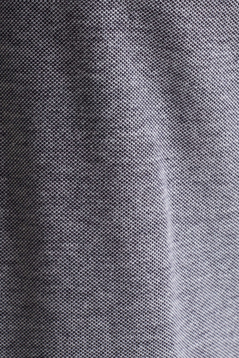 Piqué polo shirt, 100% organic cotton, NAVY, detail image number 4