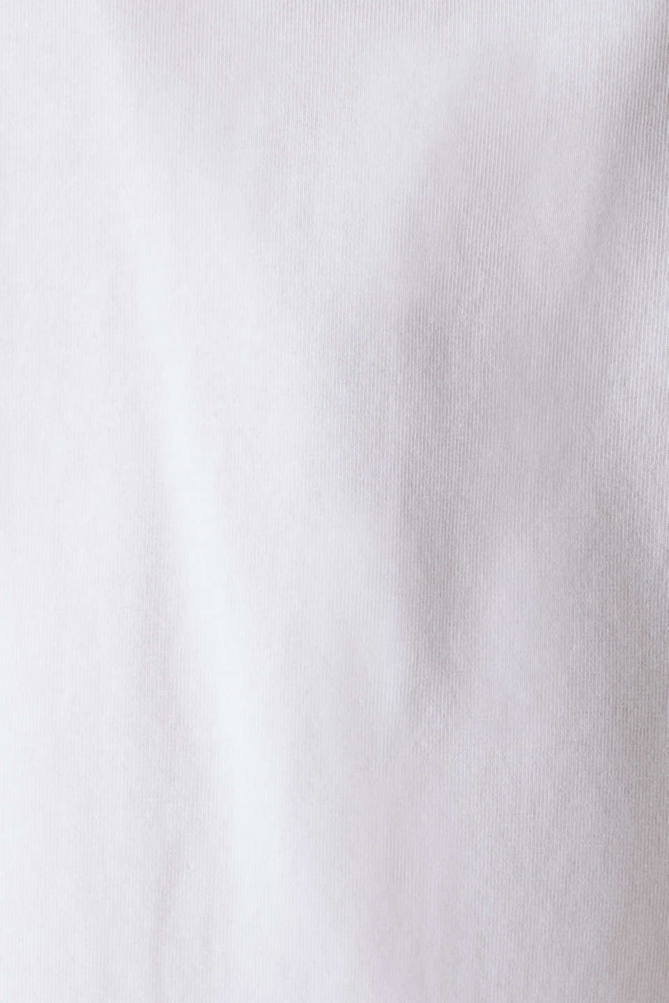 Jersey shirt with organic cotton, WHITE, detail image number 4