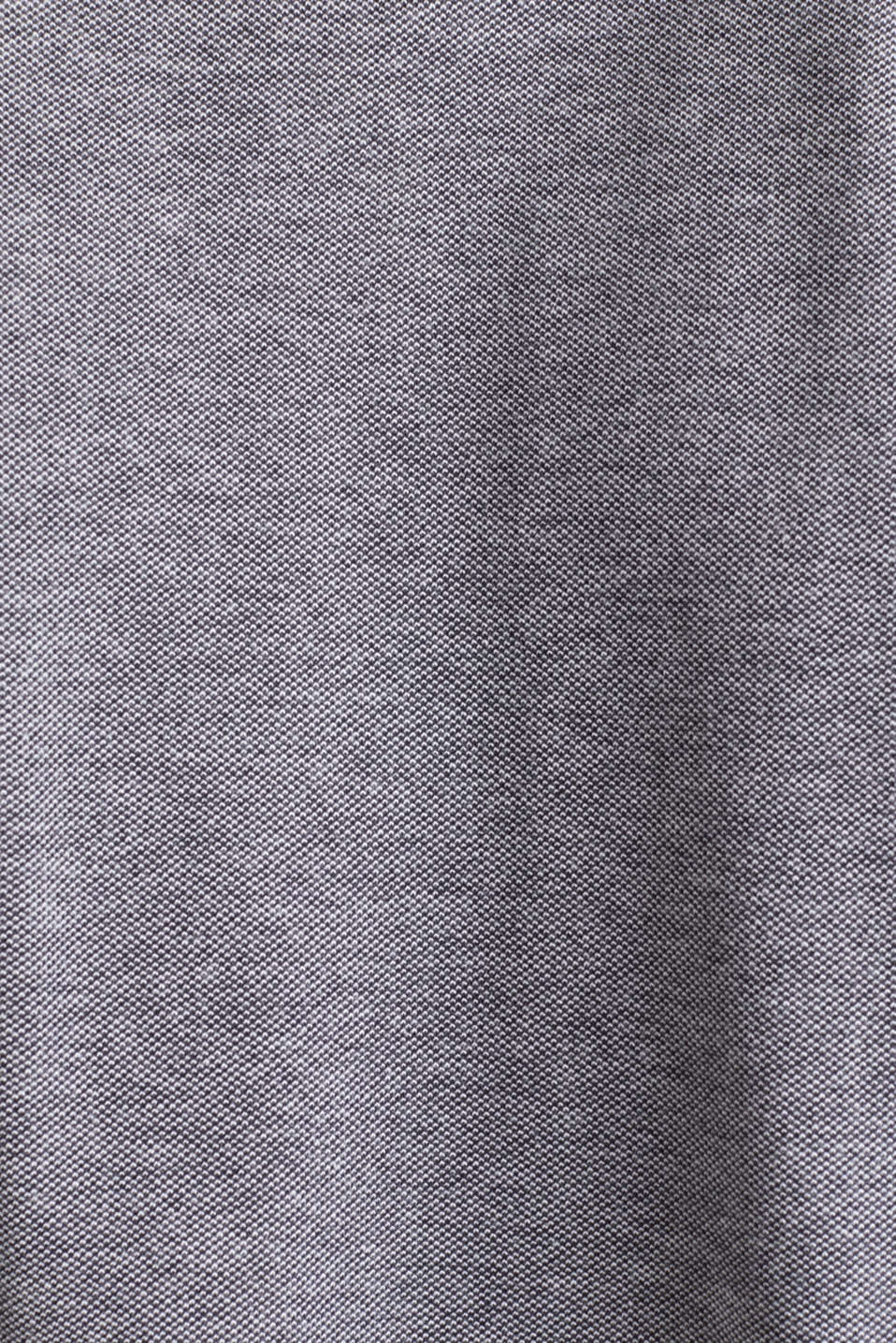 Piqué polo shirt, 100% organic cotton, NAVY 2, detail image number 5