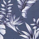 Wattierter Badeanzug mit Print, INK, swatch