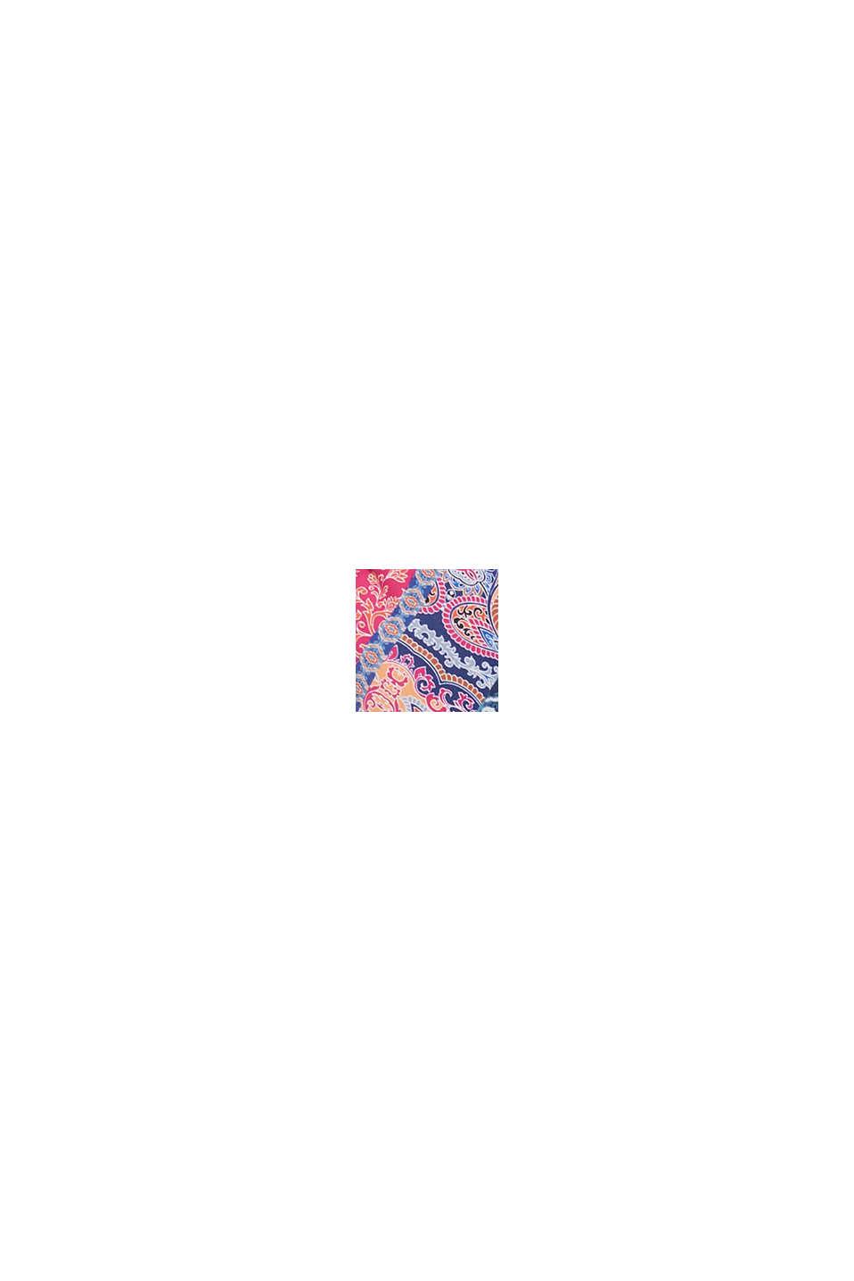 Upolstret bøjletop til store skålestørrelser, GREY BLUE, swatch