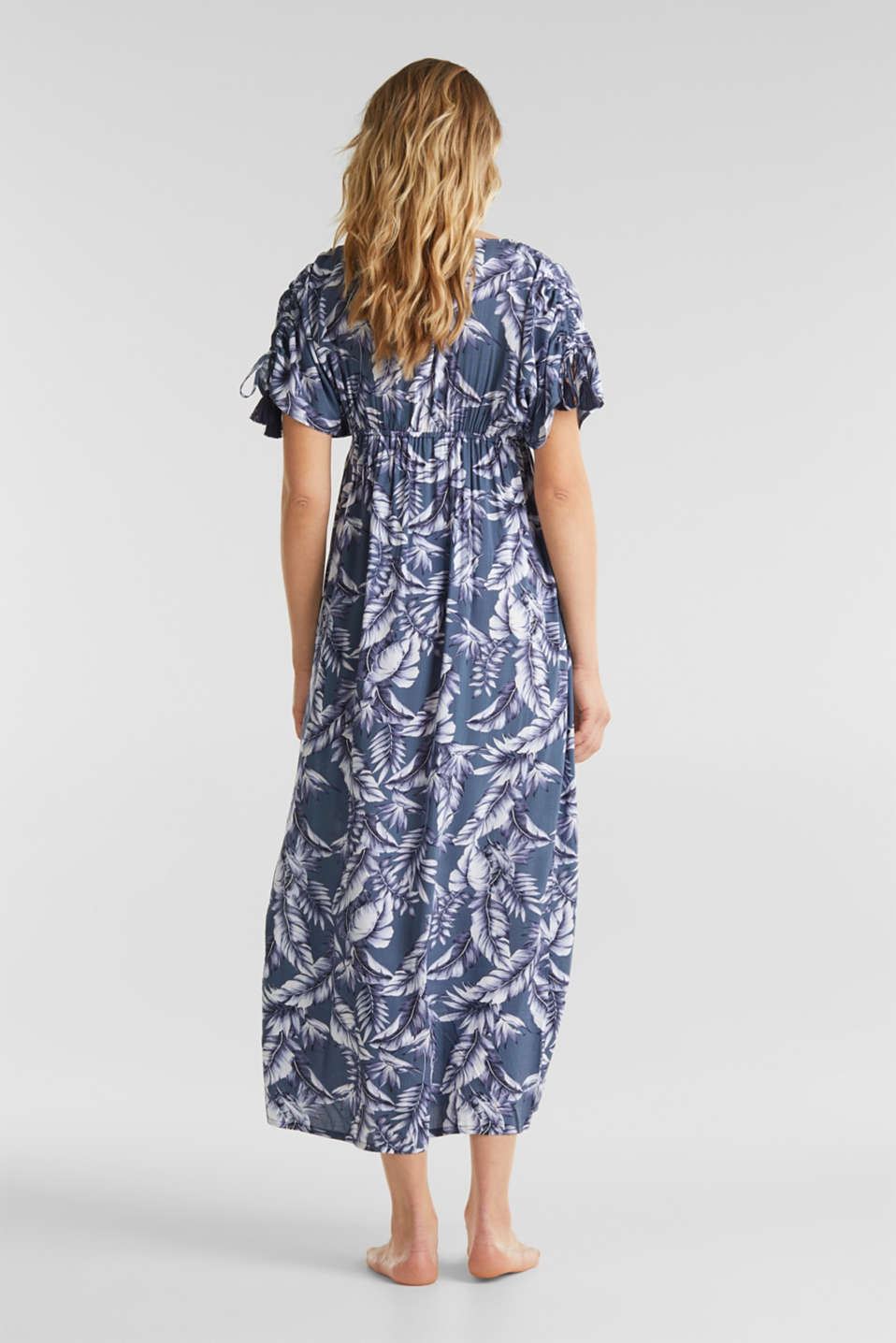 Casual dress with a print, INK, detail image number 1