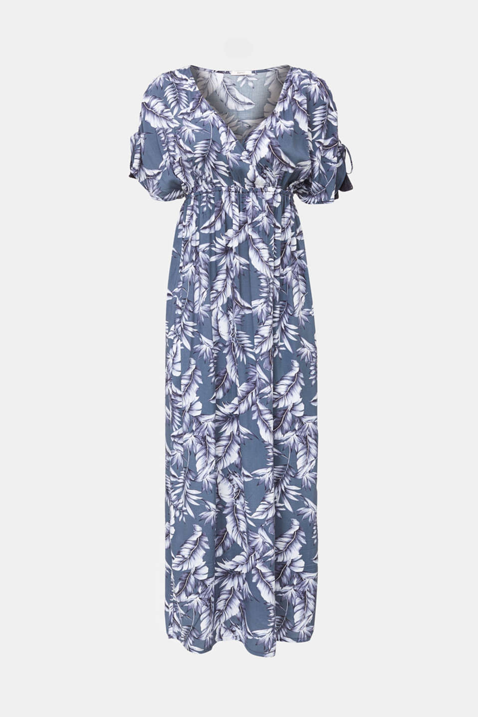 Casual dress with a print, INK, detail image number 2
