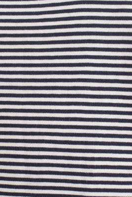 Jersey nightshirt, 100% cotton, NAVY 2, detail
