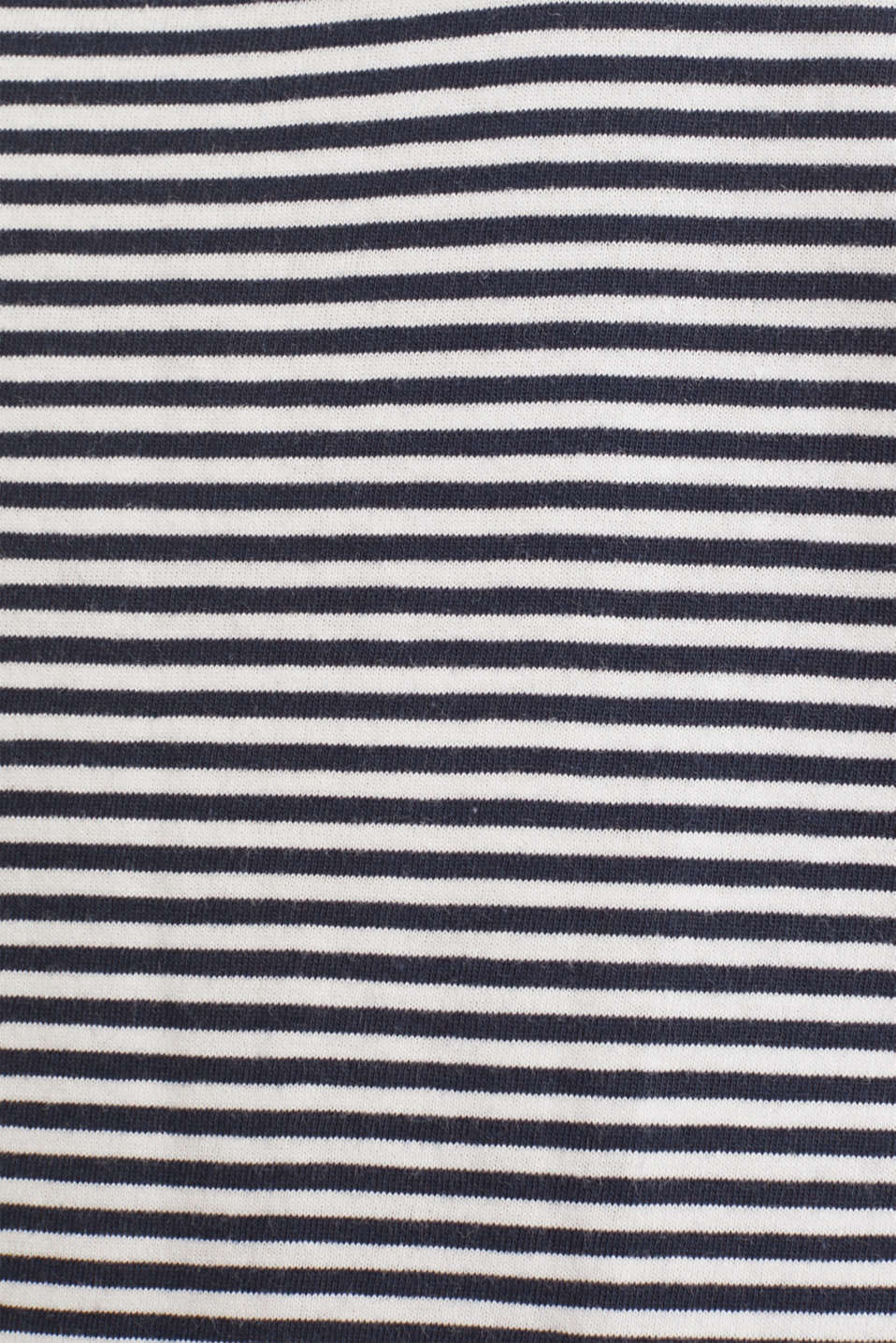 Striped jersey nightshirt, 100% cotton, NAVY 2, detail image number 2