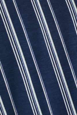 Stretch jersey pyjamas, NAVY 2, detail
