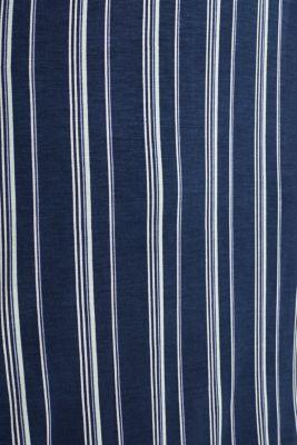 Jersey Henley-style nightshirt, NAVY 2, detail