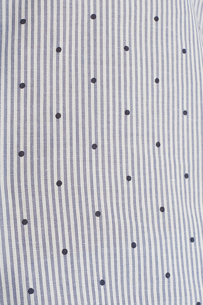 Woven pyjamas made of 100% cotton, BLUE LAVENDER, detail image number 2