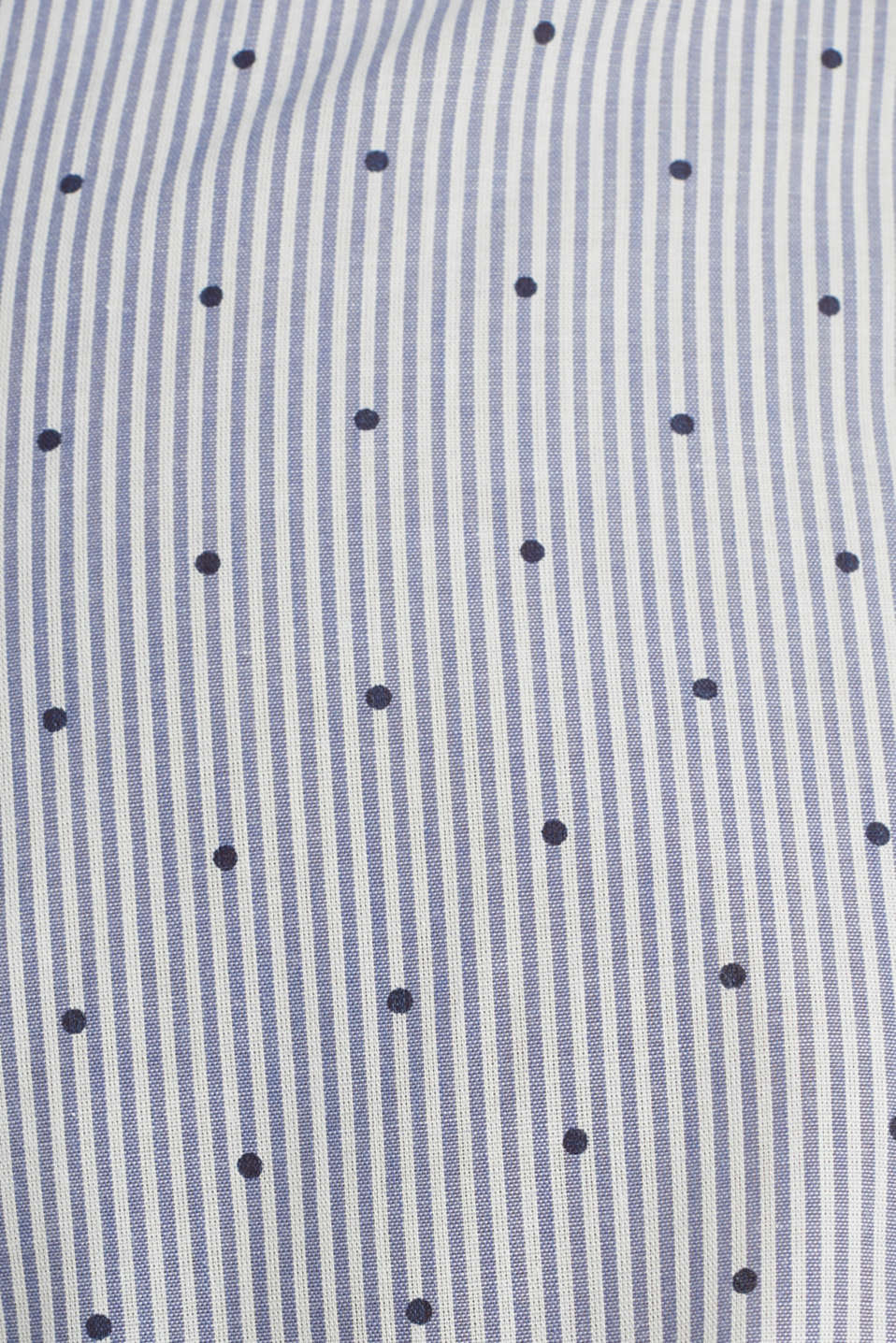 Woven shorts with a mix of patterns, 100% cotton, BLUE LAVENDER, detail image number 4