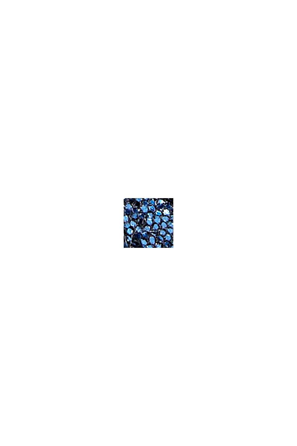 Infradito con cinturino glitterato, NAVY, swatch