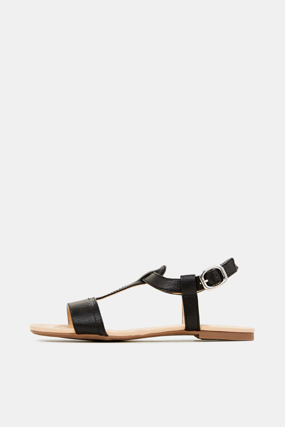 Esprit - Faux leather sandals