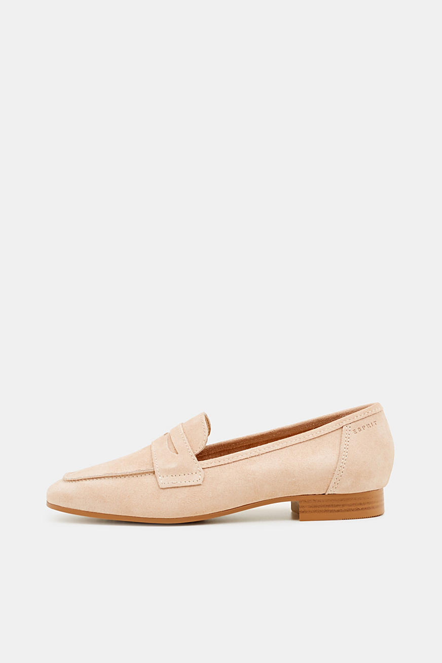 Loafer aus 100% Leder
