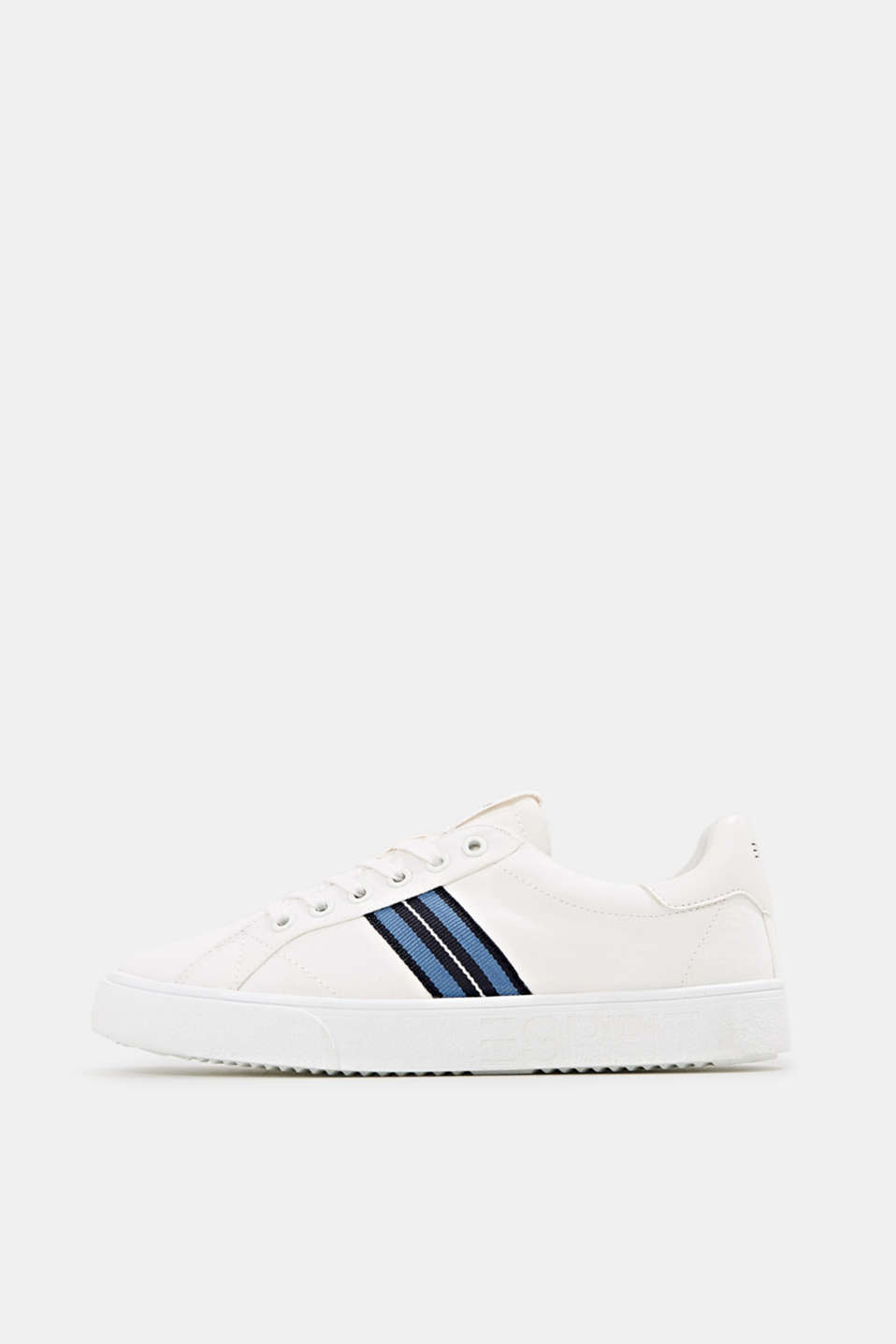 Esprit - Retro trainers with stripe detail
