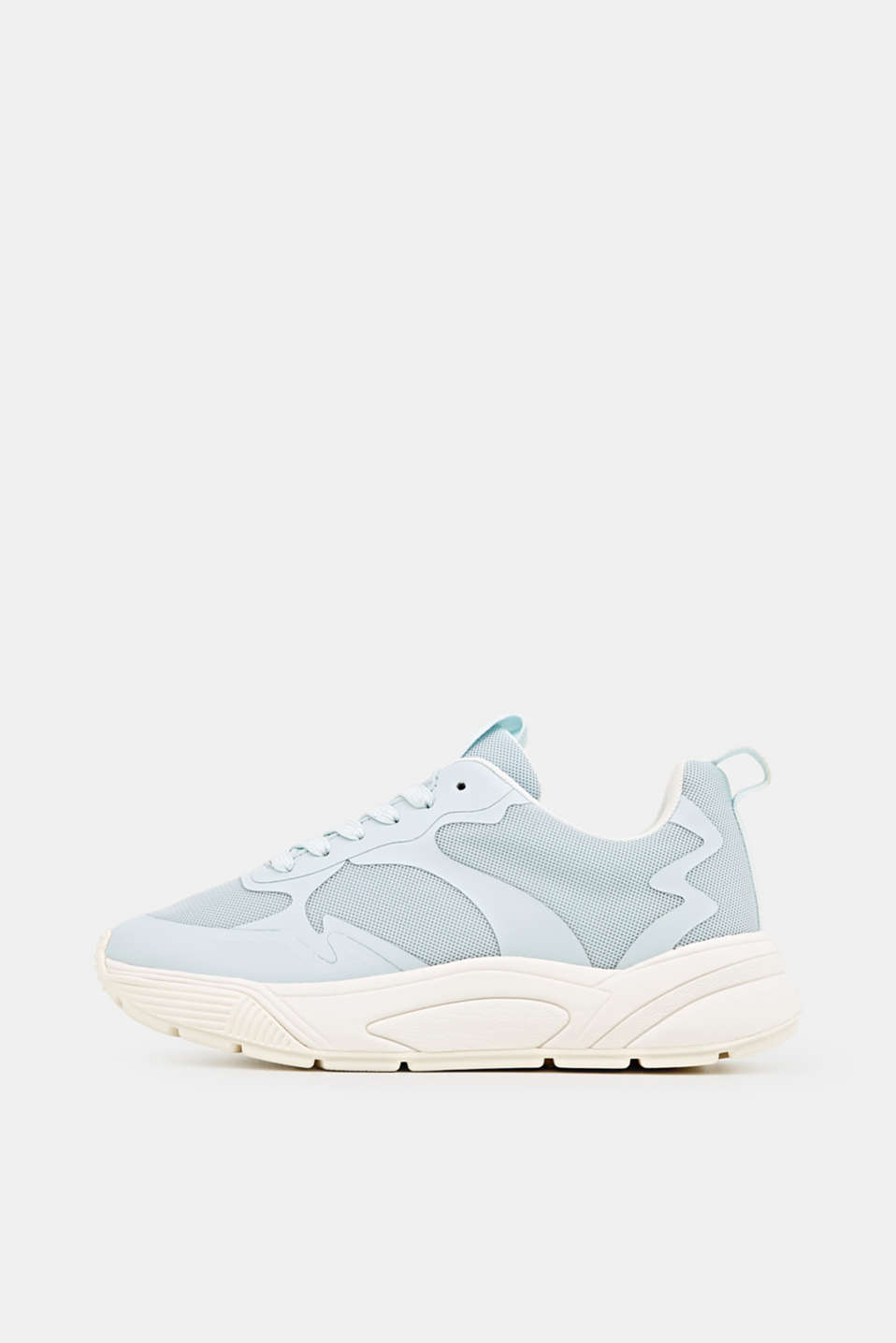 Esprit - Trainers with an oversized sole