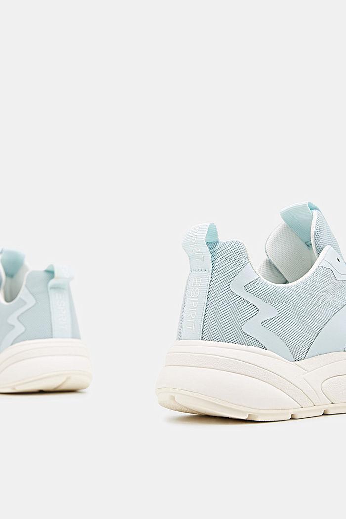 Sneaker mit Oversized-Sohle