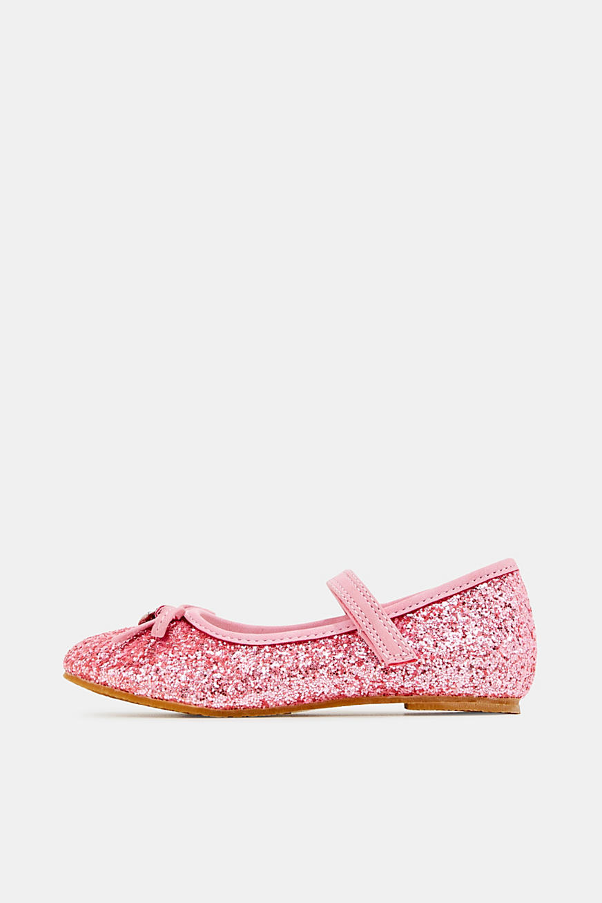 Ballerina with Velcro strap