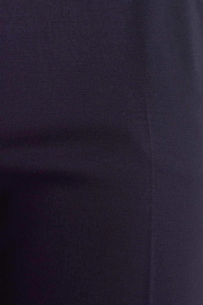 Culotte aus Jersey-Stretch, NAVY, detail image number 4