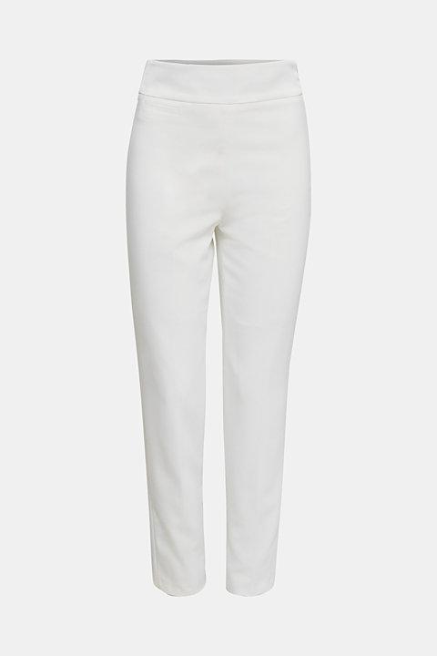 WEDDING mix + match crêpe trousers