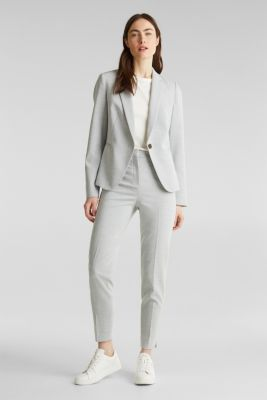 JERSEY mix + match trousers, LIGHT GREY 5, detail