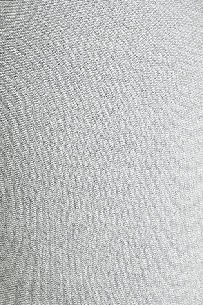 JERSEY mix + match trousers, LIGHT GREY, detail image number 4