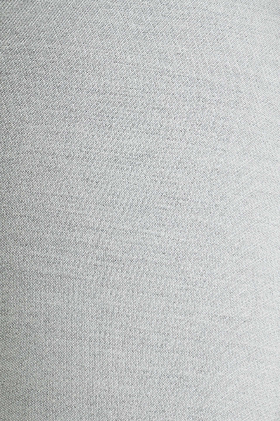 JERSEY mix + match trousers, LIGHT GREY 5, detail image number 4