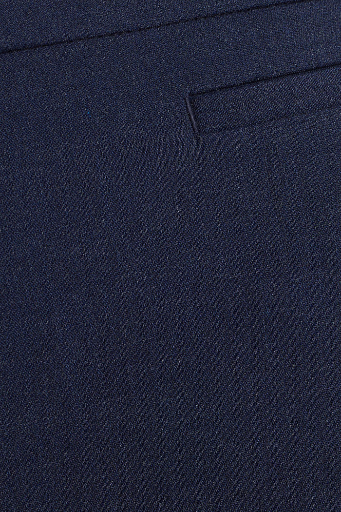 JERSEY mix + match trousers, GREY BLUE, detail image number 4