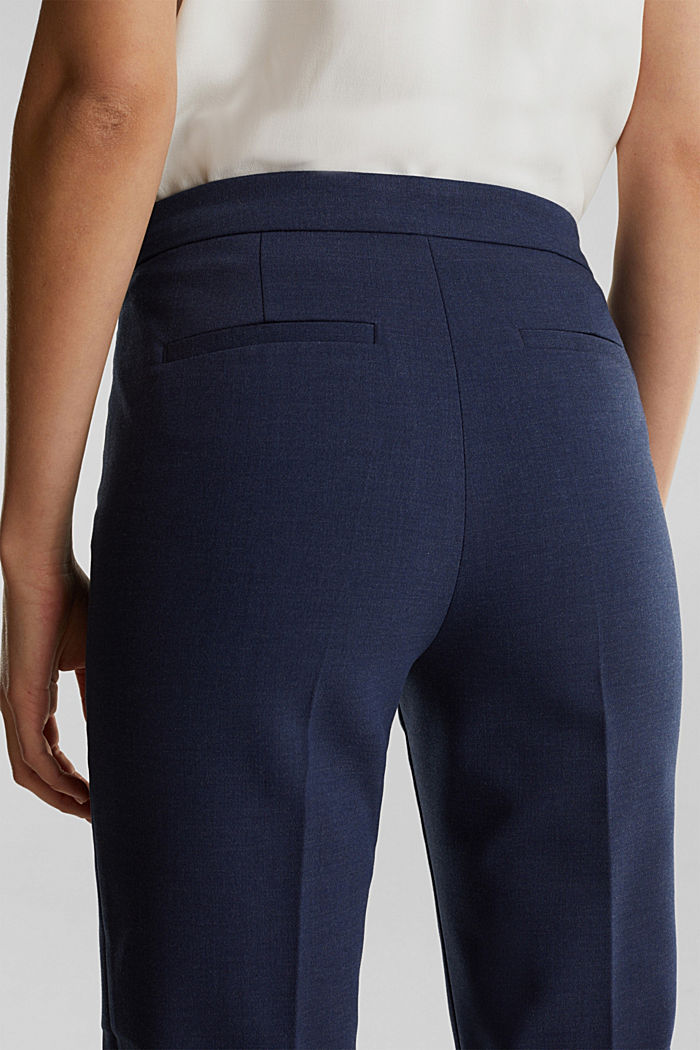 JERSEY mix + match trousers, GREY BLUE, detail image number 5
