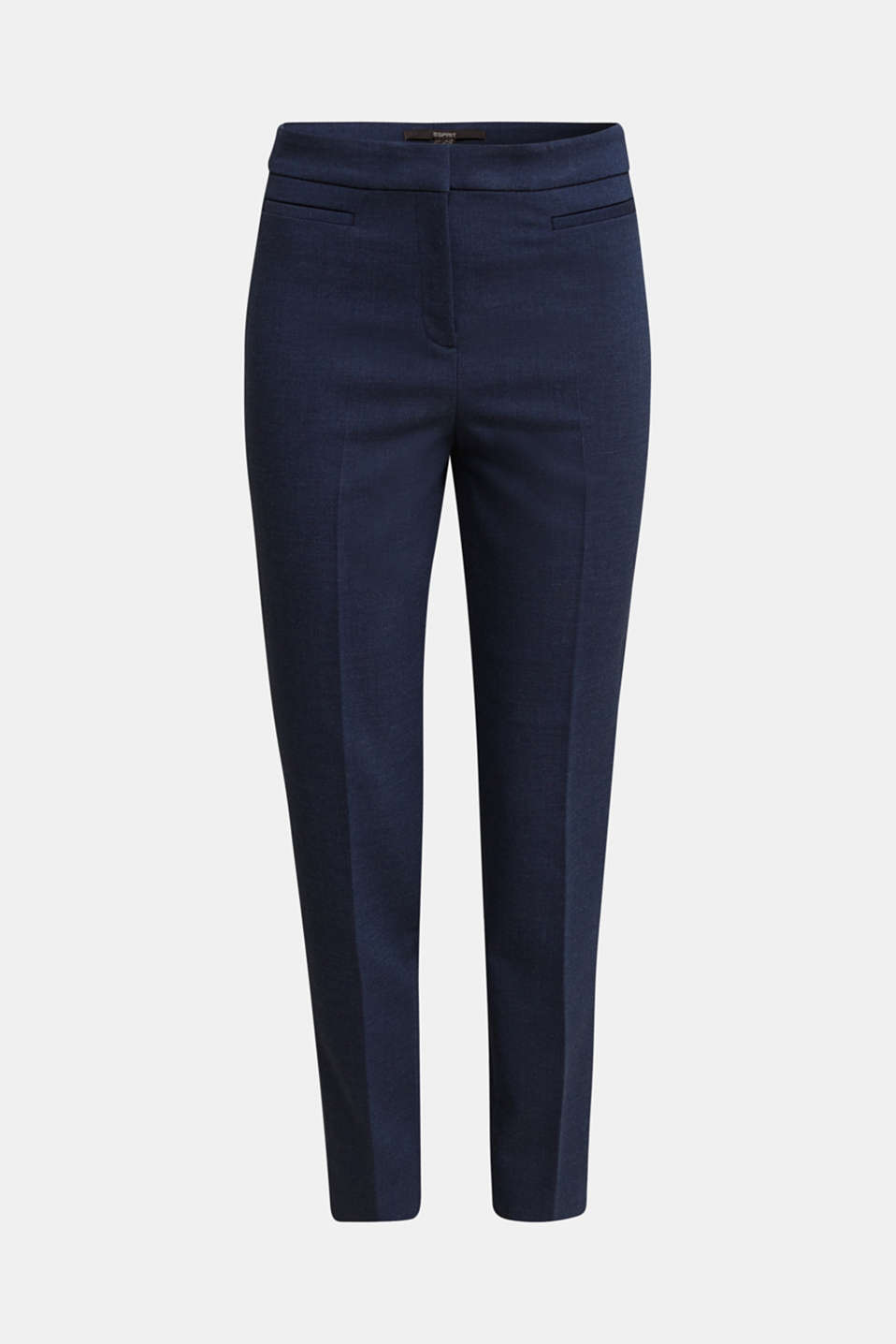 JERSEY mix + match trousers, GREY BLUE 5, detail image number 7