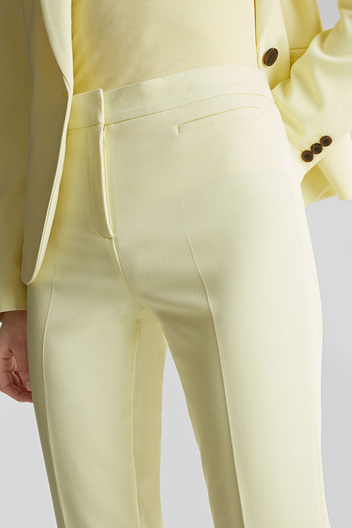 JERSEY Mix + Match Hose, LIME YELLOW, detail image number 2