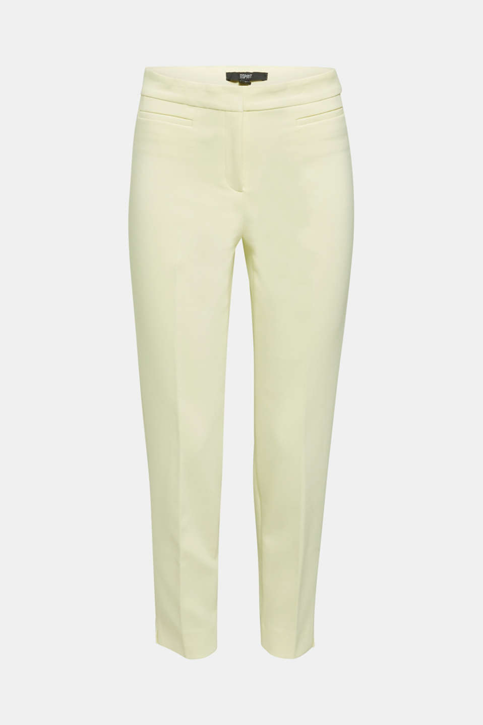 JERSEY mix + match trousers, LIME YELLOW, detail image number 6
