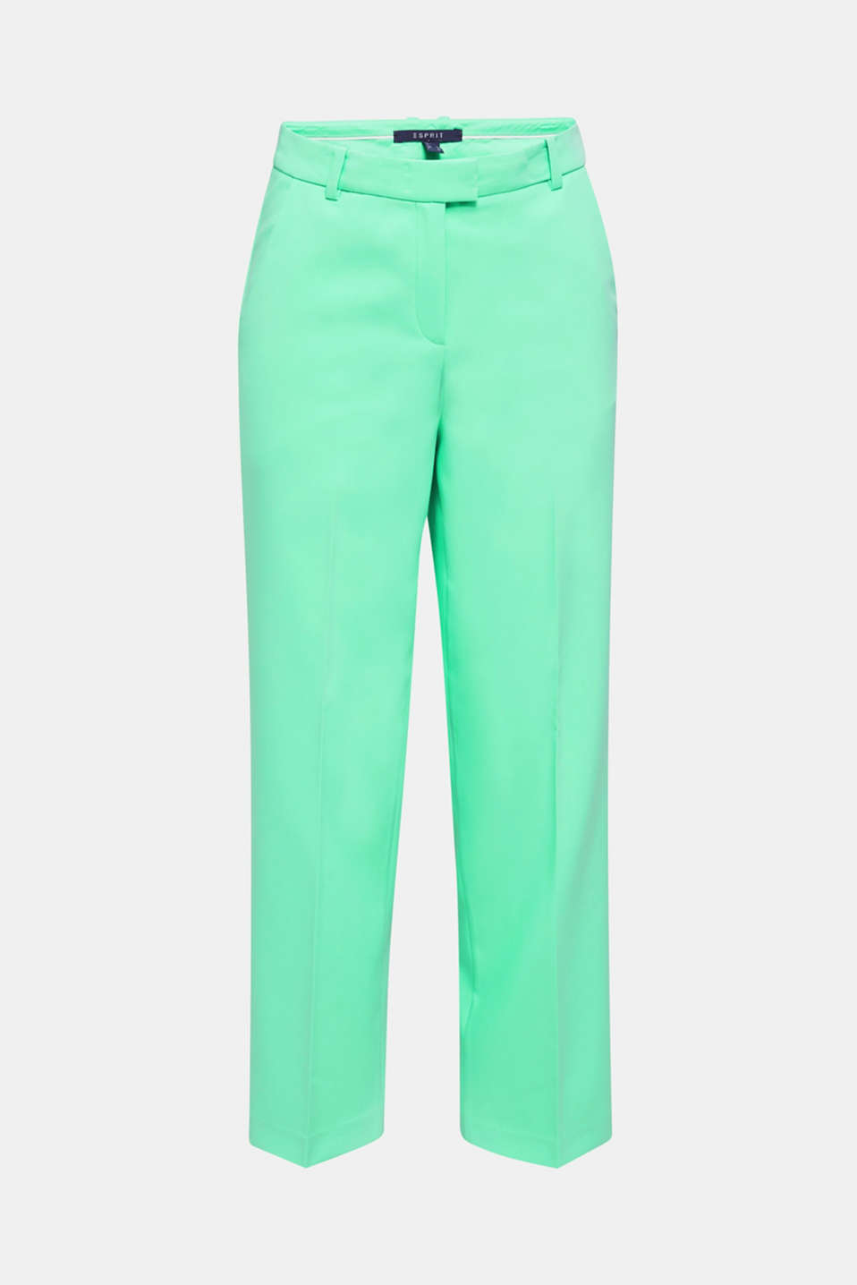 SHIMMER mix + match stretch trousers, LIGHT GREEN, detail image number 5