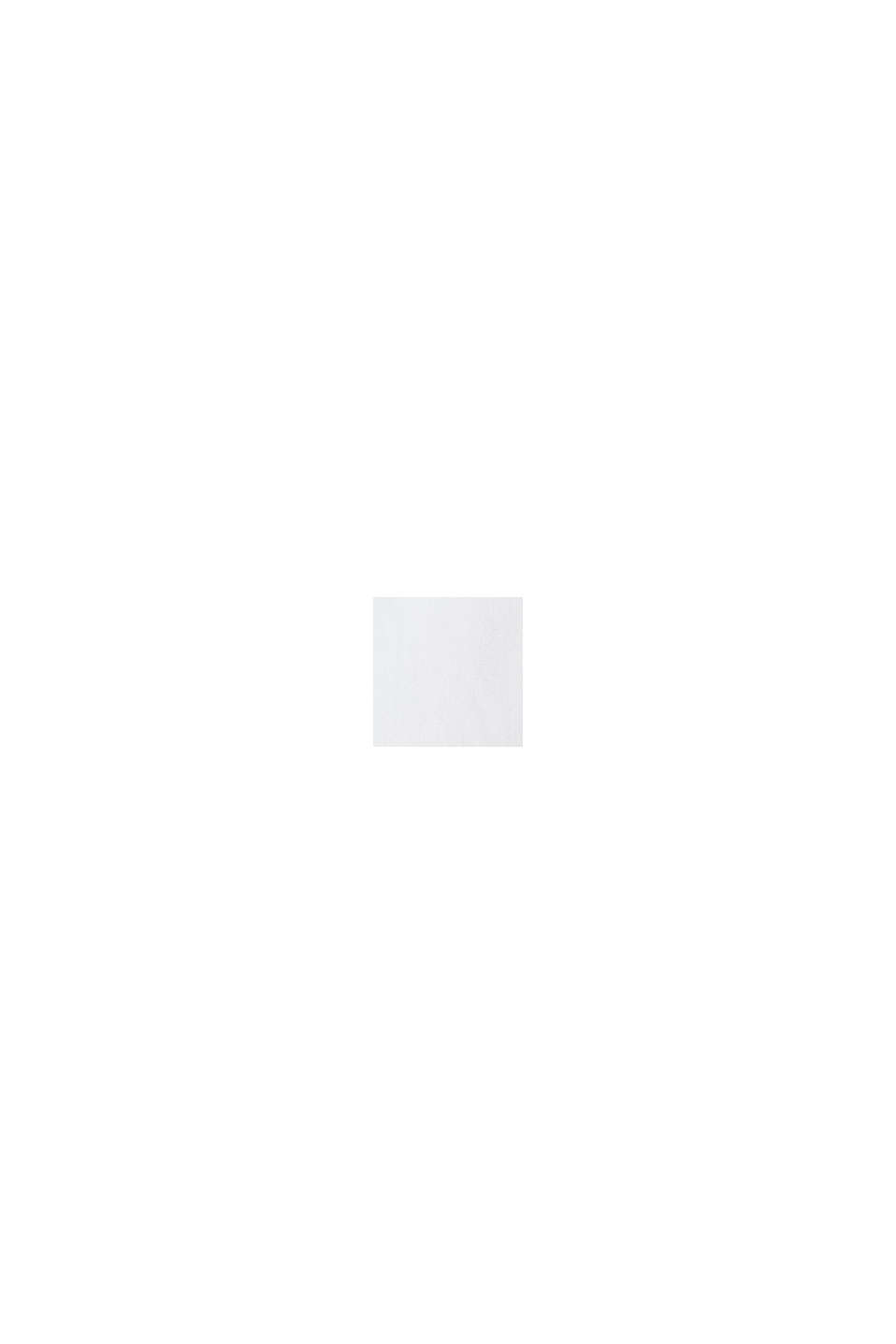 Culottebyxa med fin glans, WHITE, swatch