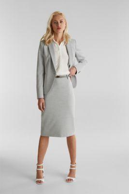 SUMMER BIZ mix + match skirt, LIGHT GREY 5, detail