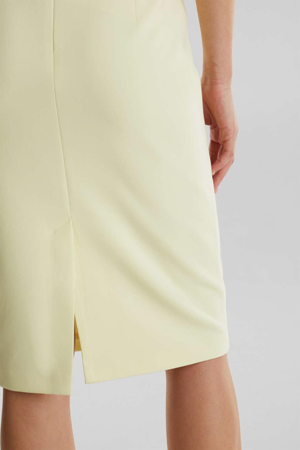 SUMMER BIZ mix + match skirt, LIME YELLOW, detail image number 5