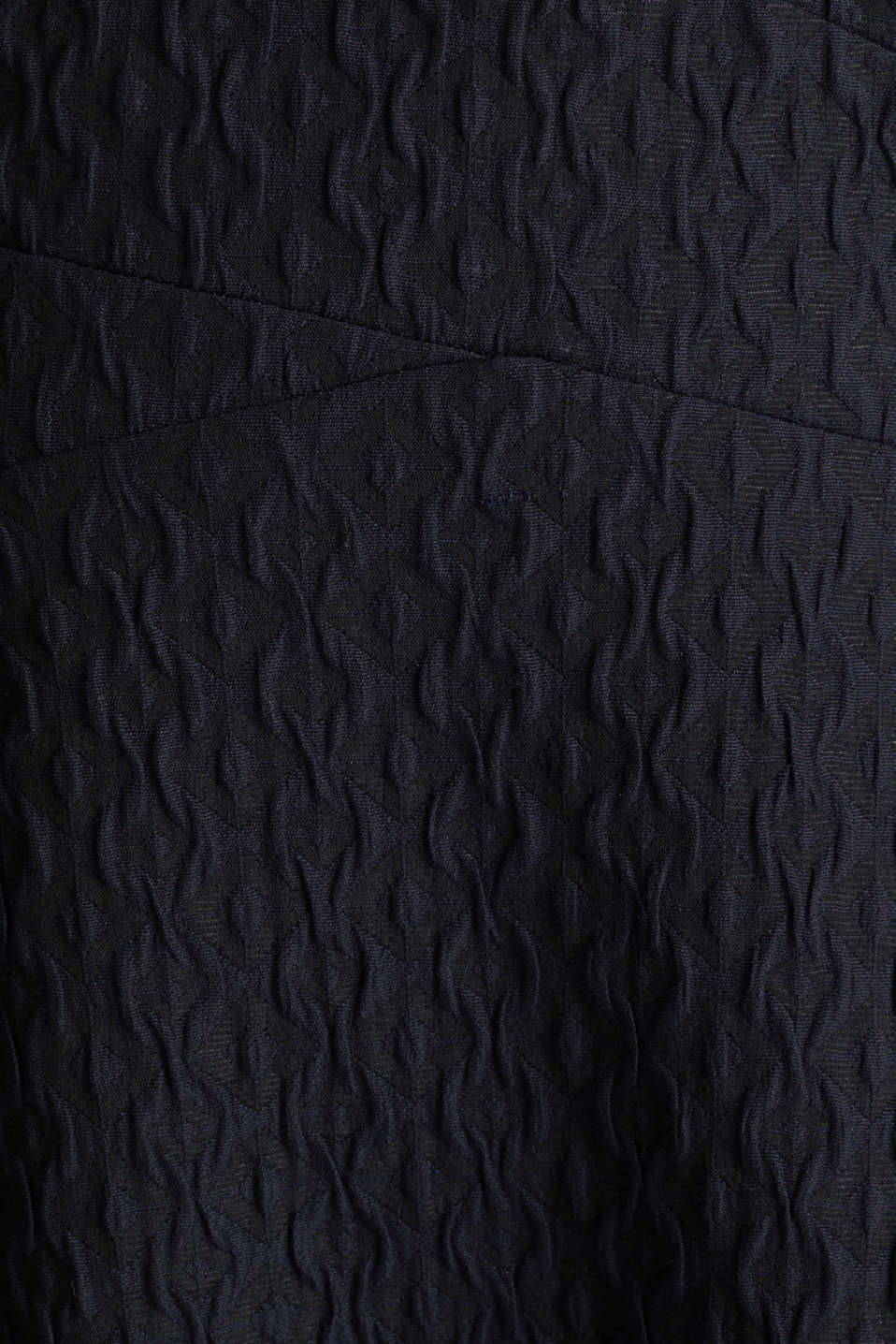 Dress with detachable straps, NAVY, detail image number 3
